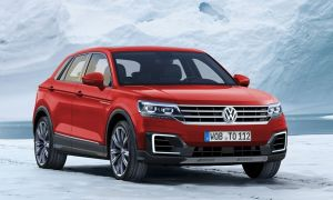 Volkswagen T-Cross фото, характеристики нового кроссовера Фольцваген Т-Кросс