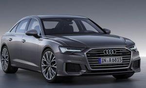 Немецкий концерн представил Audi A6 (Ауди А6)