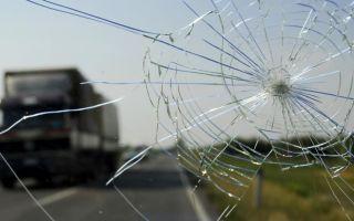 Предусмотрен ли реальный штраф за трещину на лобовом стекле в РФ?