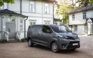 Proace или Toyota в новом измерении