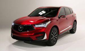 Acura и новое детище Acura RDX 3 поколения