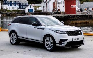 Новый Рендж Ровер 2018 Автобиография Range Rover 5.0 V8