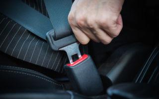 Как это работает: автомобильные ремни безопасности