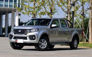 Great Wall Wingle 7 – новое авто от китайского производителя