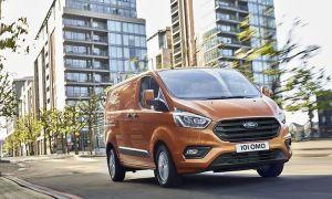 Ford Transit 2018 обновленный Форд Транзит