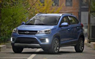 Обзор нового автомобиля из Китая Chery Tiggo 2