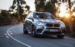 BMW X5. Тест-драйв кроссовера в версии xDrive40e