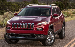 Отзывы Jeep Cherokee