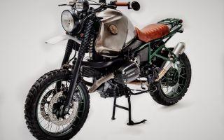Мотоцикл BMW R1100GS Buldozzer (Бульдозер)