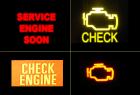 Что делать, если загорелась лампочка Check Engine