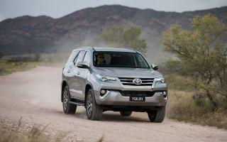 Toyota Fortuner – продажа в России и технические характеристики