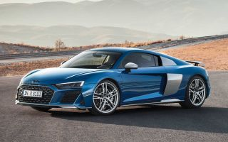 Audi R8 2019 – обновлённый суперкар Ауди Р8: обзор, характеристики.