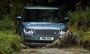 Range Rover 2018 – обновлённый внедорожник