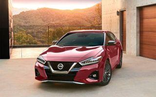 Новая Nissan Maxima от японского автопроизводителя — описание