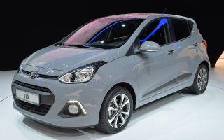 Hyundai I10 2017 – больше комфорта