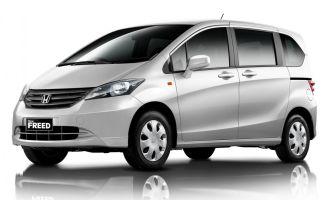 Honda Freed – компактвэн бестселлер