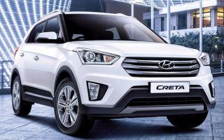 Hyundai Creta 1.6 полный привод 4WD