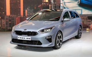 Kia Ceed Sw новый универсал от южнокорейского производителя