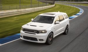Dodge Durango SRT — Бегемот на стероидах