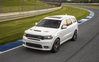 Dodge Durango SRT – Бегемот на стероидах