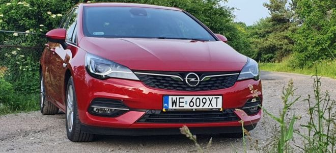 Opel Astra 1.2 Turbo — курс на экологию
