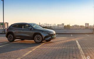Mercedes EQA 250 — Может стать хитом