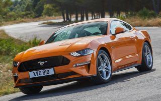 Ford Mustang новый железный зверь