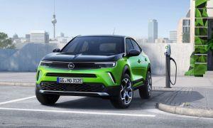 Opel Mokka-e дебютирует с совершенно новым стилем