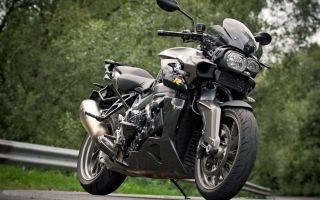Мотоцикл BMW K1300R