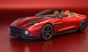 Aston Martin Vanquish Zagato обзор Speedster и Shooting Brake