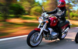 О мотоцикле BMWR100R