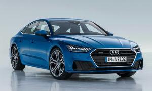 Ауди А7 Спортбэк, характеристики, видео Audi A7
