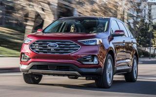 Ford Edge – жизнь после рестайлинга