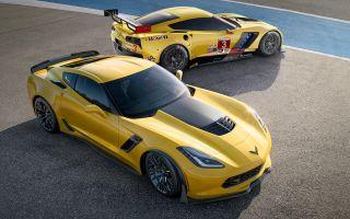 Chevrolet Corvette Z06 тест драйв нового авто
