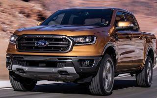 Ford Ranger – представитель нового поколения пикапов