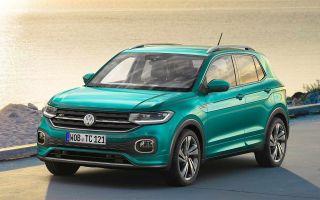 VolkswagenTCross – паркетник из Германии