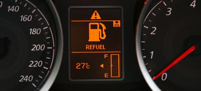 Полный бак: через сколько километров закончится топливо?