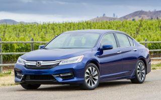 Honda Accord – десятое поколение Хонда