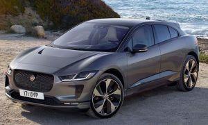 Британская компания представила первый электрокар JaguarIPace