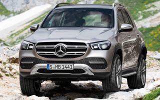 Mercedes Benz GLE – новинка от немецкого производителя