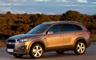 Тест-драйв Chevrolet Captiva: Друг семьи