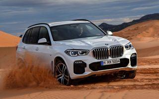 BMW X5 — фантастическое и гармоничное сочетание дорогой классики и суперсовременных технологий