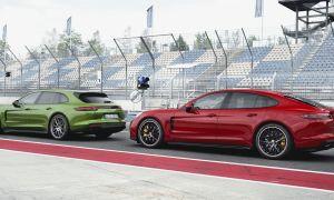 Новые Panamera GTS Sport Turismo и Porsche Panamera GTS: обзор