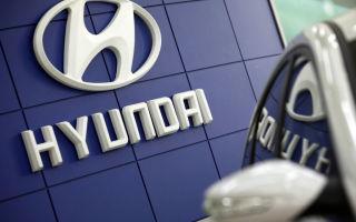 Историческое прошлое концерна Hyundai