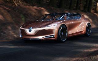 Renault Symbioz concept обзор, видео авто Рено Симбиоз