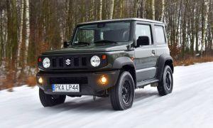 Suzuki Jimny 1.5 VVT 4WD Premium — ТЕСТ