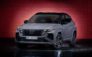 Hyundai Tucson N Line 2021: спортивность нового поколения