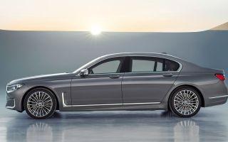 BMW 7-Series подвергся рестайлингу — что изменилось?