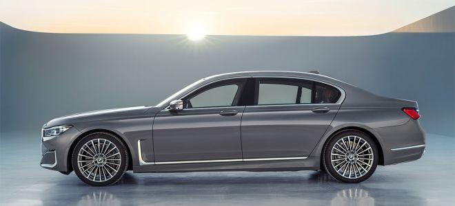 BMW 7-Series подвергся рестайлингу – что изменилось?