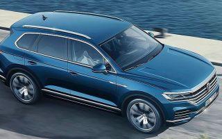 Новый Туарег, 2019 Volkswagen Touareg V6 R-Line, подробный обзор